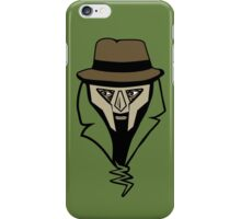 Metal Faced iPhone Case/Skin