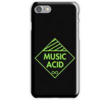 Music Acid iPhone Case/Skin