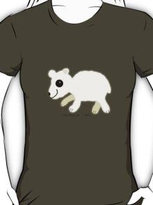 Polar Bear Cub Teeshirt T-Shirt