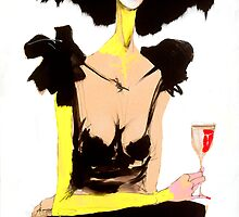 Wine Bar 1 by Cordell Cordaro