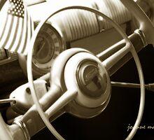 Classic Car 16 by Joanne Mariol