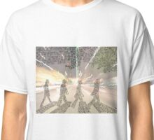 The Beatles Tribute - Abbey Road Classic T-Shirt