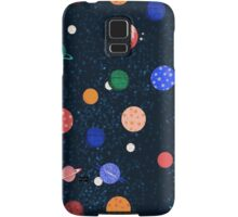 Cosmic Planets by Andrea Lauren Samsung Galaxy Case/Skin