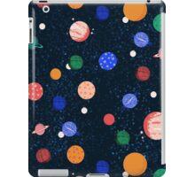 Cosmic Planets by Andrea Lauren iPad Case/Skin