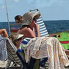 nice hat and the frog chair by mikepaulhamus