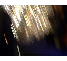 Stellar Shower Photographic Print