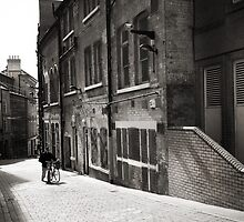 Bottle Lane by Andy Freer