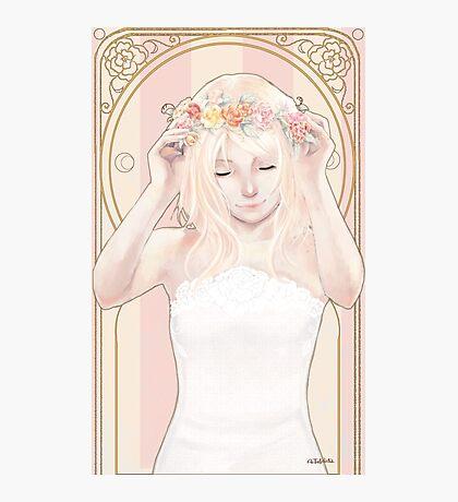 Rose Maiden Photographic Print