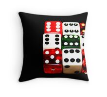 Six by 6 X 6 Throw Pillow