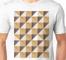 Abstract triangles 2 Unisex T-Shirt