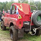 UAZ mud racing team by valizi