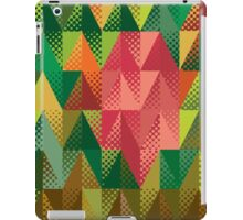Abstract triangles 5 iPad Case/Skin