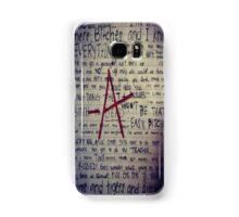 Pretty Little Liars: -A - iPhone Case Samsung Galaxy Case/Skin