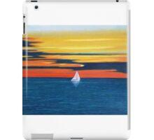 Sunset Sail iPad Case/Skin