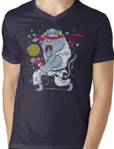 Hadoukat Mens V-Neck T-Shirt