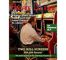 Allen Stall Kill Screen Photographic Print
