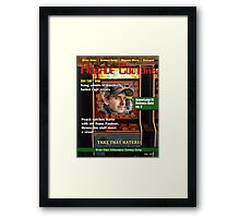 Arcade Culture - July 2013 Framed Print