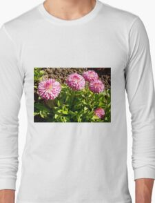 Lovely small flowers Long Sleeve T-Shirt