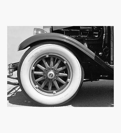 Vintage Auto Detail Photographic Print