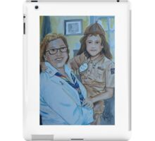 Girl Scout Generations iPad Case/Skin