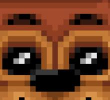 Five Nights at Freddy's 2 - Pixel art - Toy Freddy Sticker