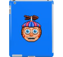 Five Nights at Freddy's 2 - Pixel art - Balloon Boy iPad Case/Skin