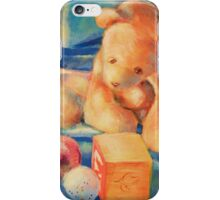 Playtime  iPhone Case/Skin