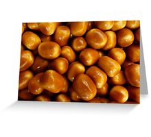 Cola Sweets Greeting Card