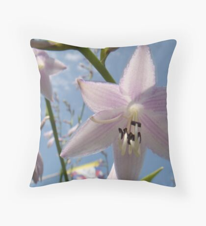 Flowers... Throw Pillow