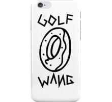Odd Future Golf Wang iPhone Case/Skin