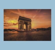 Arc De Triomphe 2 Kids Clothes