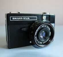 Retro Camera by franceslewis