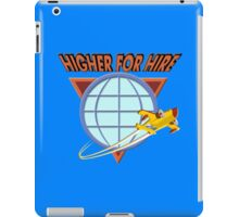 Higher For Hire iPad Case/Skin