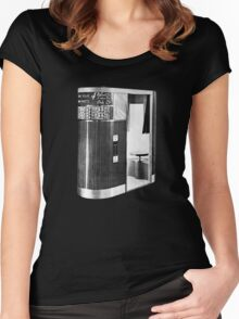 Model 11 Photobooth Women's Fitted Scoop T-Shirt