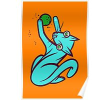 Catnip Fever Poster