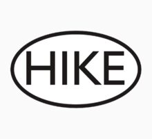 Hike Oval by shakeoutfitters