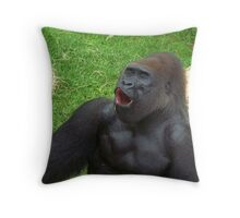 Just a Singing ! Throw Pillow