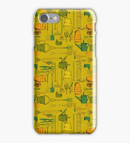 In The Potting Shed iPhone Case/Skin