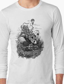 Land of the Sleeping Giant Long Sleeve T-Shirt