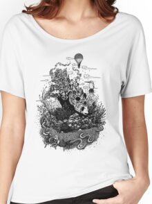 Land of the Sleeping Giant Women's Relaxed Fit T-Shirt