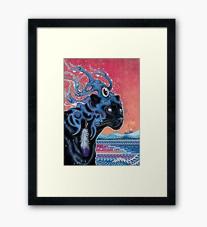 Farseer Framed Print