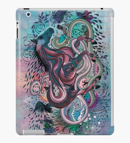 Poetry in Motion iPad Case/Skin