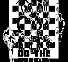 Do the Ska - two tone by SquareDog