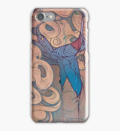 The Aerialist iPhone Case/Skin