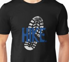 Hiking Boot Print Unisex T-Shirt