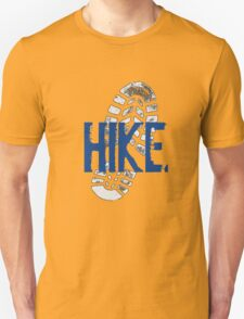 Hiking Boot Print T-Shirt