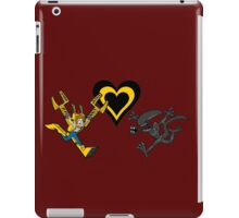 Power Loader Love iPad Case/Skin