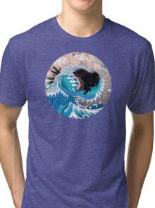The Unstoppabull Force Tri-blend T-Shirt