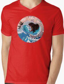 The Unstoppabull Force Mens V-Neck T-Shirt