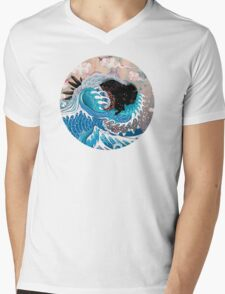 The Unstoppabull Force Mens V-Neck T-Shirt